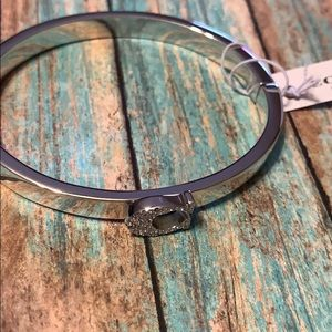 Silver Coach bracelet - brand new - discounted !!